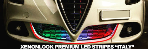 LED Stripe Italy & Austria